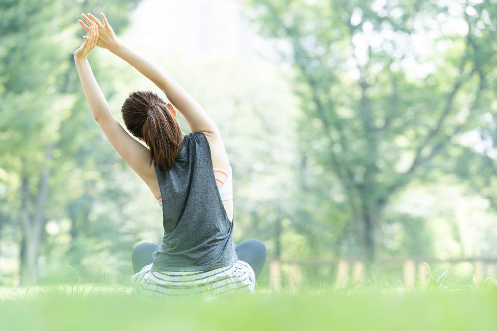 日頃から気を付けているのは、体のメンテナンスと環境