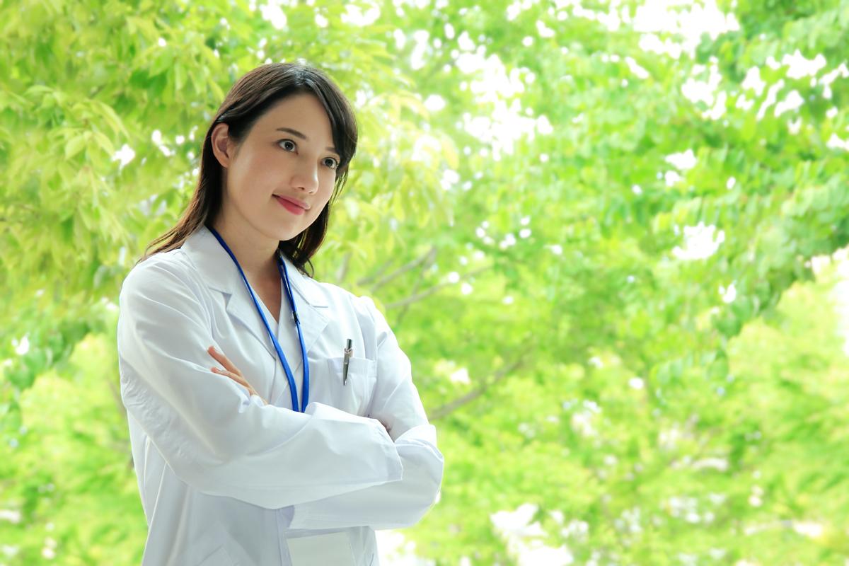 薬剤師の白衣